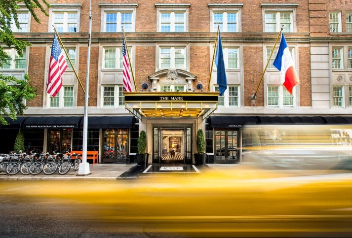 The Mark Hotel in New York