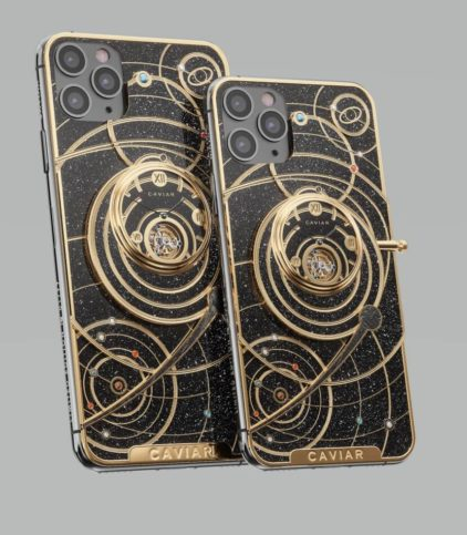 Caviar iPhone 11 Pro Universe Diamond