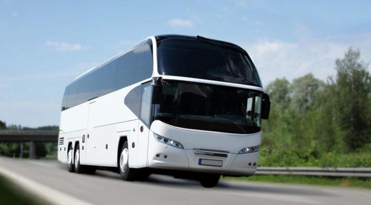Luxusreise mit einem Busunternehmen