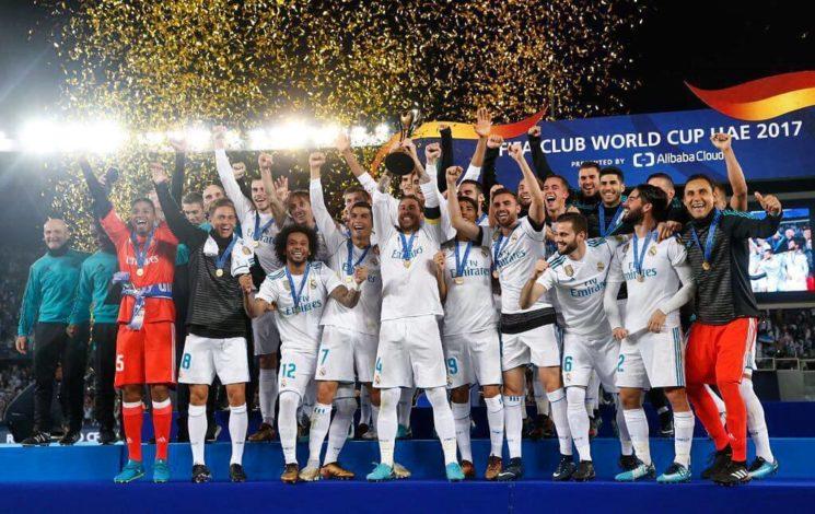 Cristiano Ronaldo Spanischer Meister 2017