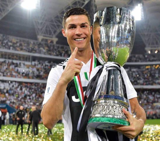 Cristiano Ronaldo Italienischer Meister 2019