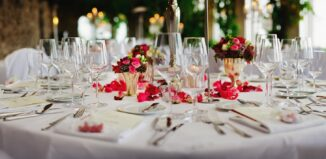 Stilvoll zu Tisch bitten