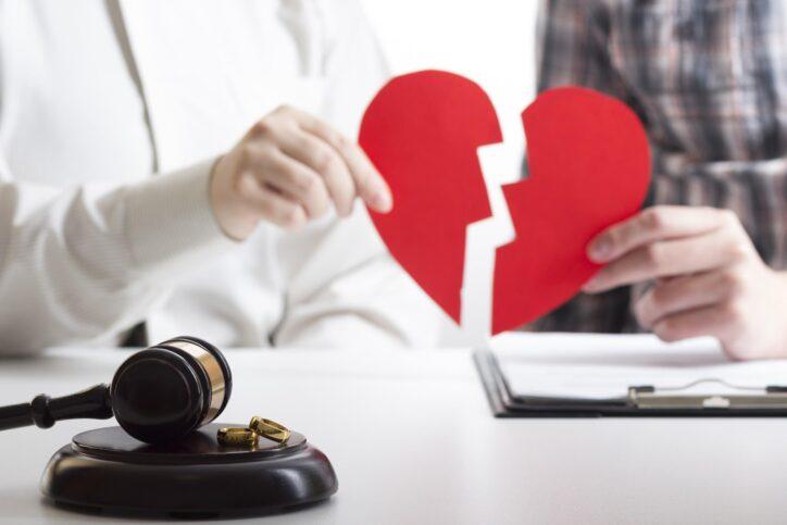 Scheidung mit Folgen