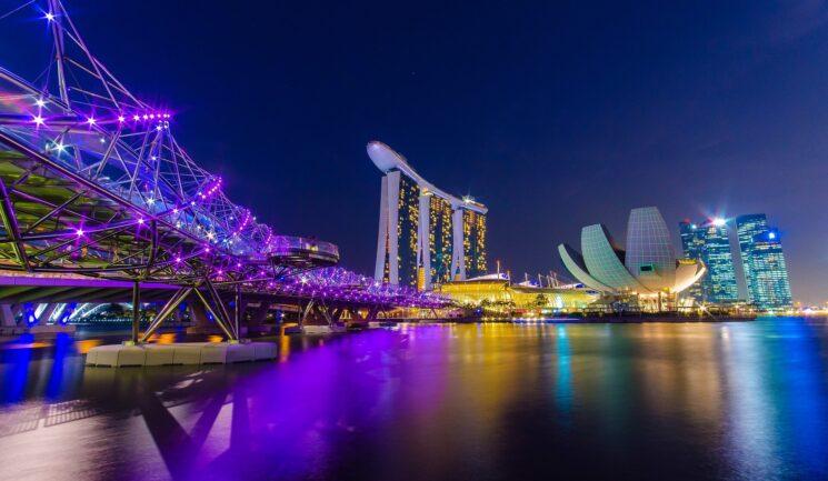 Luxusreiseziele in Asien: Singapur
