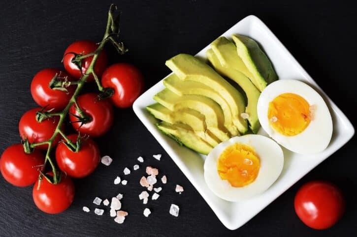 Wie sollte die Ernährung aussehen?