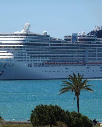 Traumhafte Kreuzfahrt durchs Mittelmeer