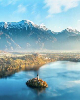 Luxusurlaub in Slowenien