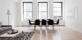 Wohnung renovieren und Bodengestaltung